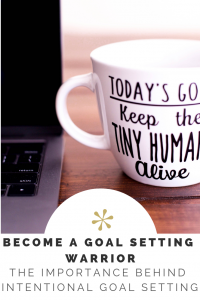 What are today's goals?